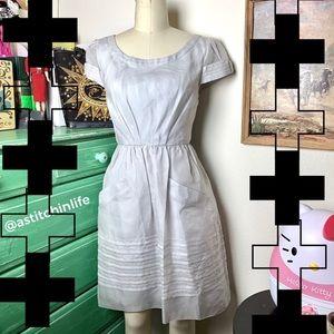 Hitherto 1950's Vintage Rockabilly Style Dress